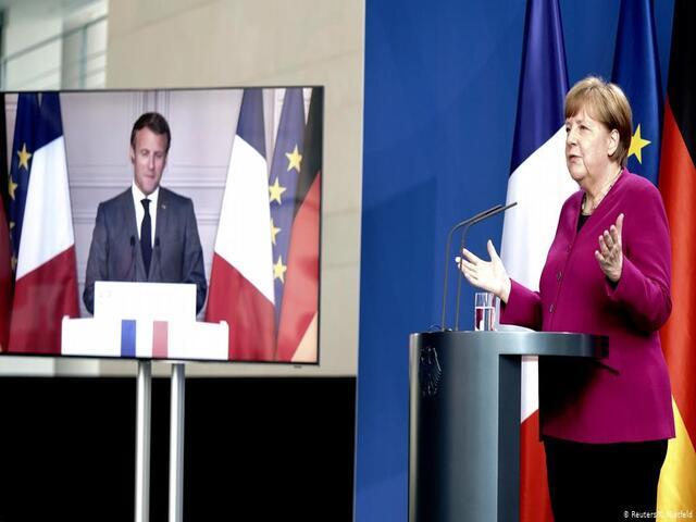 """Khủng hoảng trầm trọng, Pháp và Đức bơm tiền """"khủng"""" cứu nguy kinh tế"""
