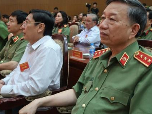 Điều động, bổ nhiệm 13 lãnh đạo các đơn vị thuộc Công an TP.HCM