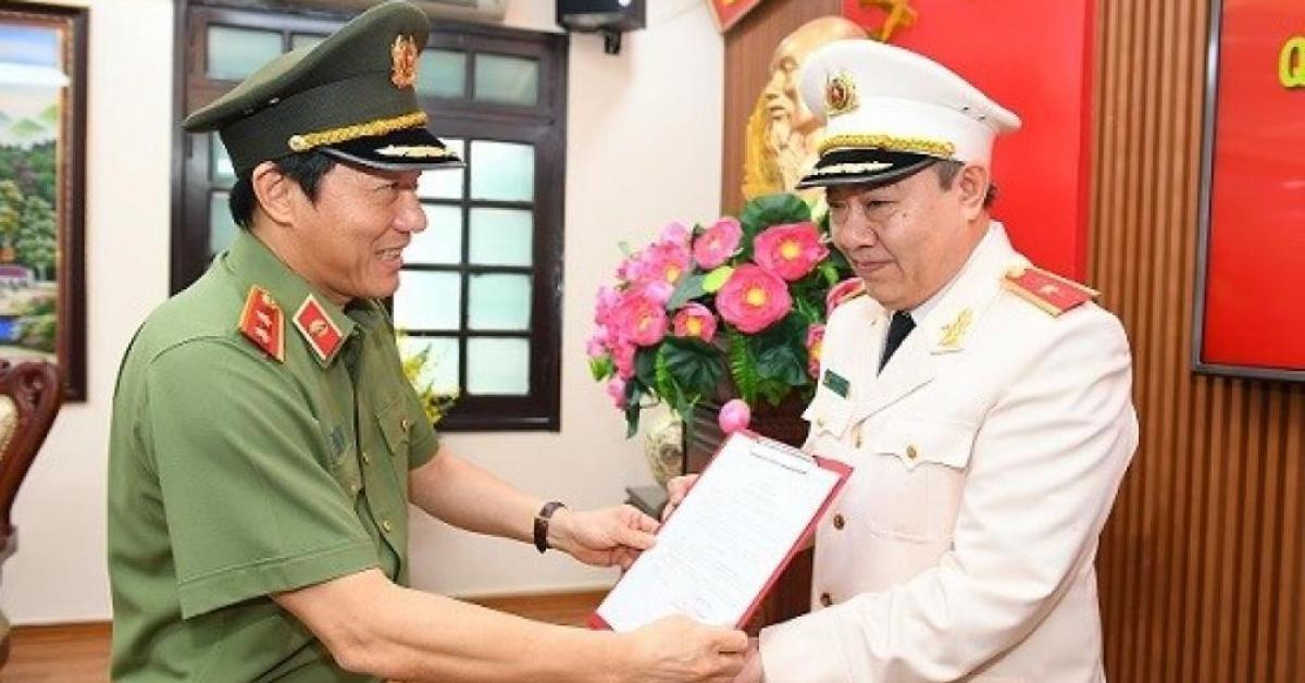 Bộ Công an có Tân Cục trưởng An ninh chính trị nội bộ