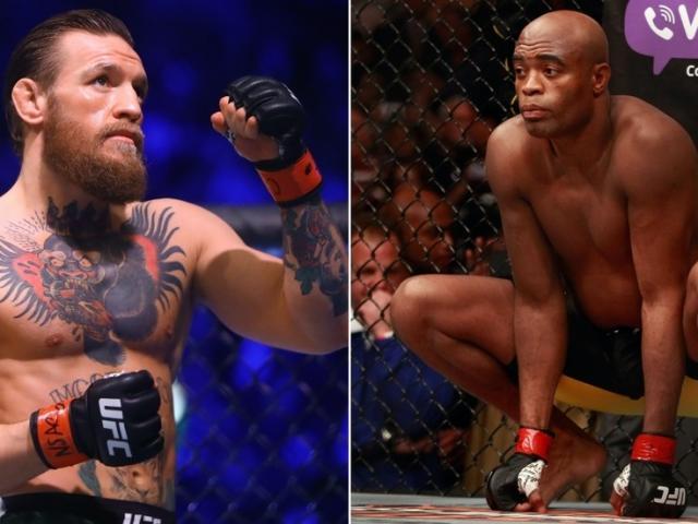 """UFC dậy sóng: """"Gã điên"""" McGregor đồng ý đấu """"Người nhện"""" Silva"""