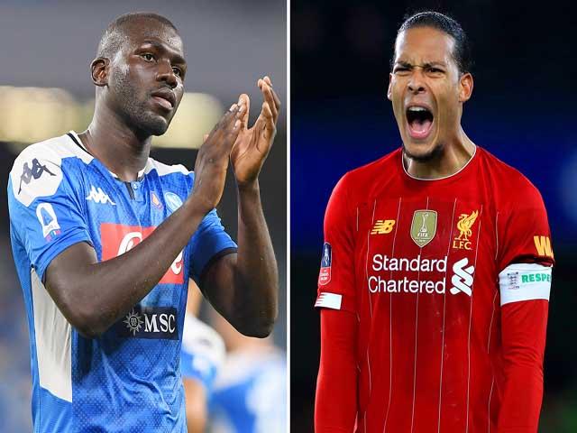 """Liverpool mơ xây đế chế: Siêu trung vệ đá cặp """"đá tảng"""" Van Dijk"""