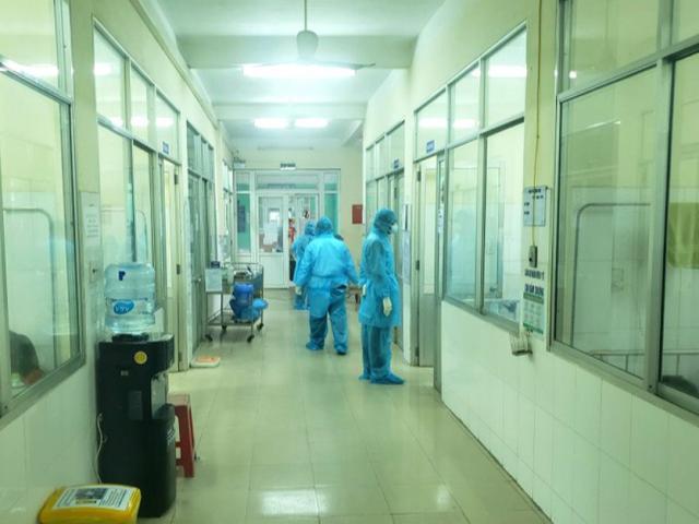 Thêm một ca nhiễm COVID-19 tại Việt Nam, là bé trai 1 tuổi