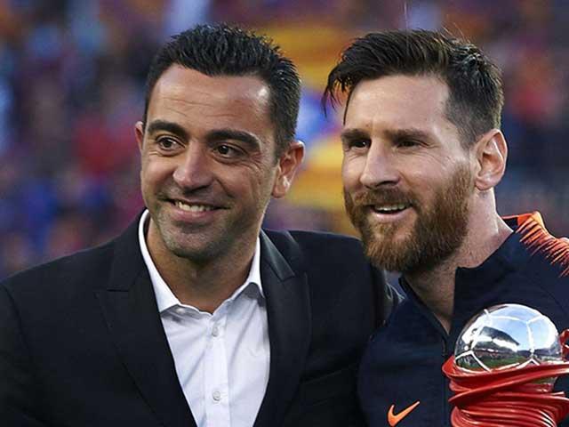 """""""Ông trùm"""" tương lai của Barca sẽ đưa Xavi trở lại, số phận Messi ra sao?"""