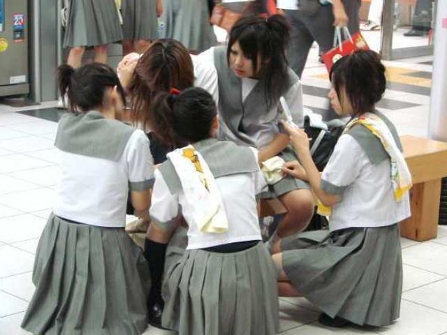 """10 nội quy trường học """"dị"""" nhất Nhật Bản"""