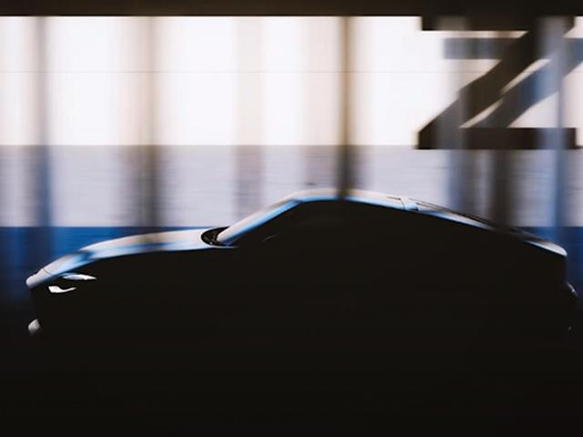 Hãng xe Nissan nhá hàng đoạn clip về dàn xe thế hệ mới