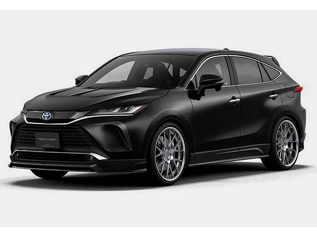 Toyota Venza 2021 cực ngầu với gói nâng cấp ngoại thất Artisan Spirits