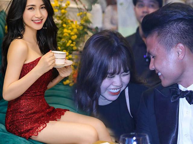 Hòa Minzy khen bạn gái mới của Quang Hải, để lộ mối quan hệ gây tò mò