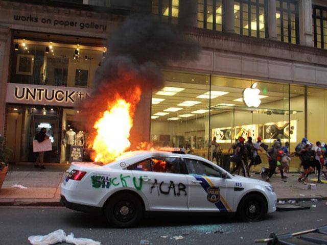 Apple Store lại gặp hạn phải đóng cửa tạm thời