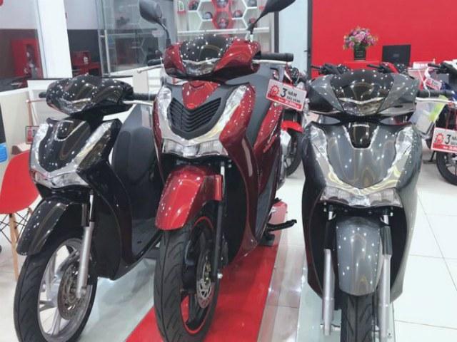 Bảng giá Honda SH tháng 6/2020, SH 150i ABS tăng phi mã