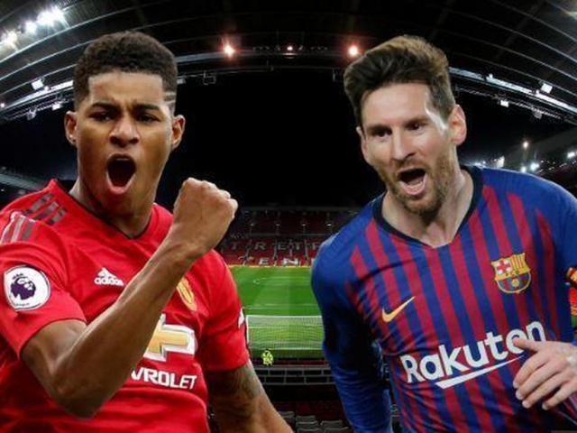 Rashford bỏ MU đến Barca phò tá Messi nhưng đổi ý phút chót vì lẽ gì?