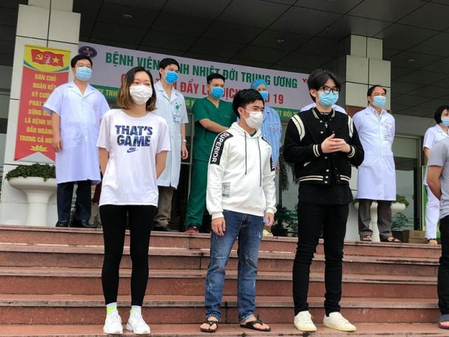 Việt Nam đã chữa khỏi 298 ca nhiễm COVID-19