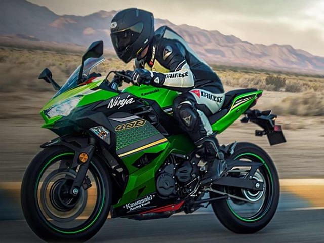 Bảng giá môtô thể thao Kawasaki tháng 6/2020, giá bán ra ổn định