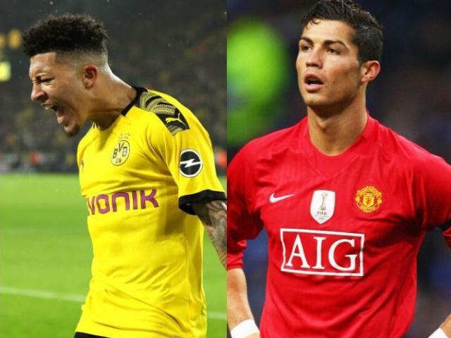 Sancho hay như Ronaldo, MU cần mua ngay: Bài học từ vụ Haaland