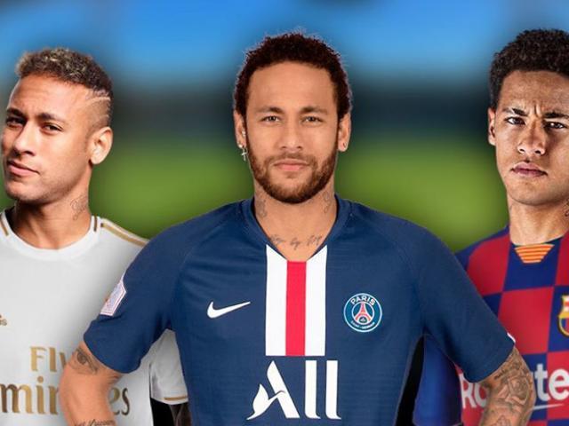 """PSG đại hạ giá bán Neymar: Barca nhận cú sốc, Real mơ có vụ """"Figo 2.0"""""""