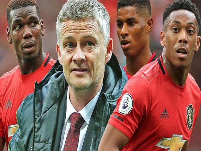 MU lo lắng cực độ cho Pogba, Rashford khi Ngoại hạng Anh trở lại