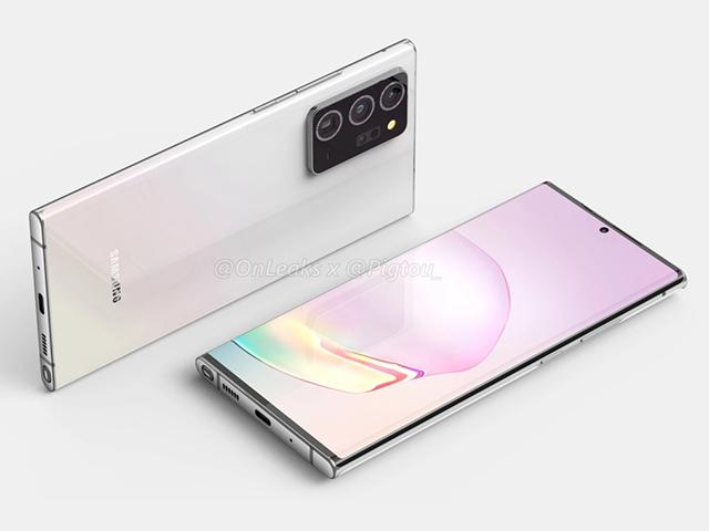 """Lộ toàn bộ cấu hình của """"trùm cuối"""" Galaxy Note 20 Ultra 5G"""