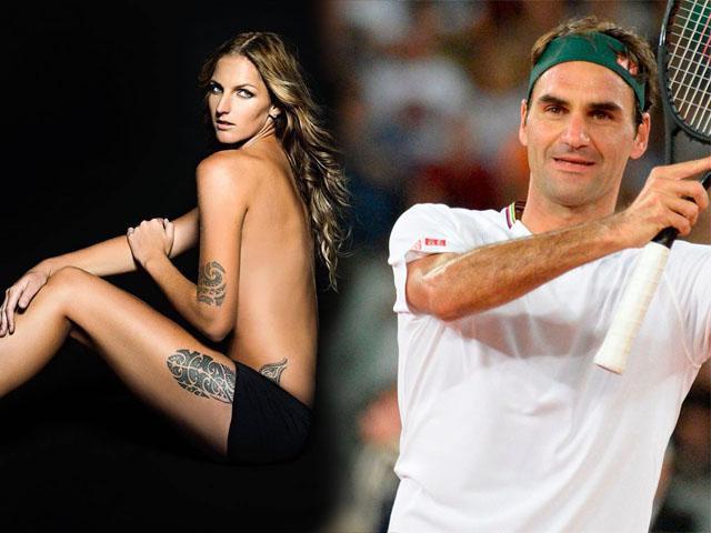 Mỹ nhân tennis công khai chỉ trích Federer vì chuyện cần khán giả hay không