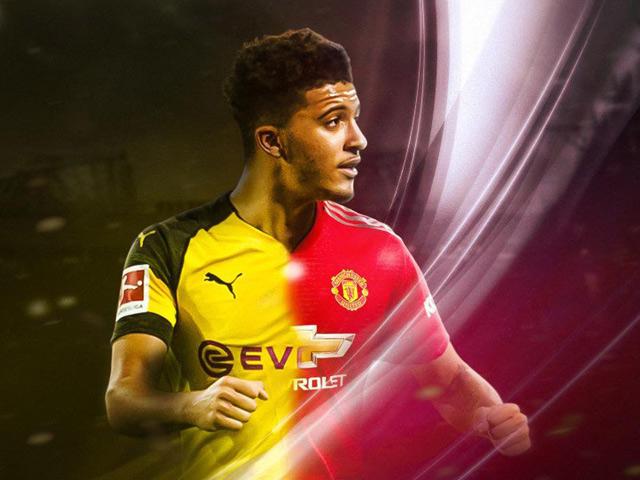 """Sancho tự ý bay tới Anh: Dortmund nổi giận, MU hưởng lợi nhờ """"bom tấn"""""""