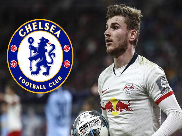 Chelsea vượt MU, chốt mua xong Timo Werner: Bao giờ kích hoạt bom tấn?