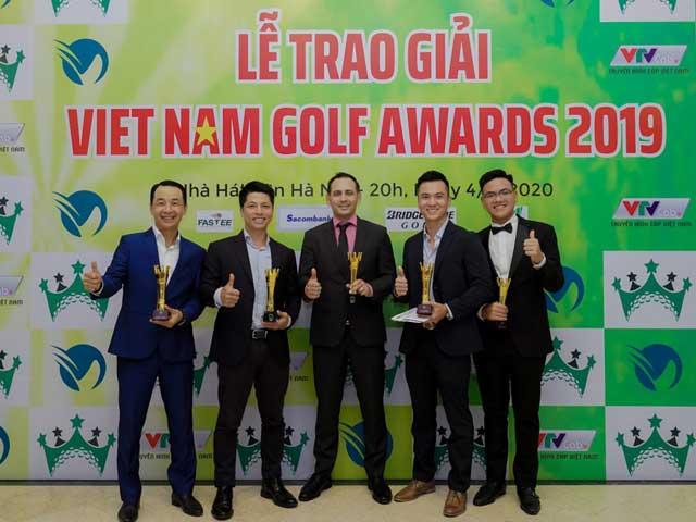 Tin thể thao HOT 5/6: Lễ trao giải Vietnam Golf Awards 2019 thành công tốt đẹp