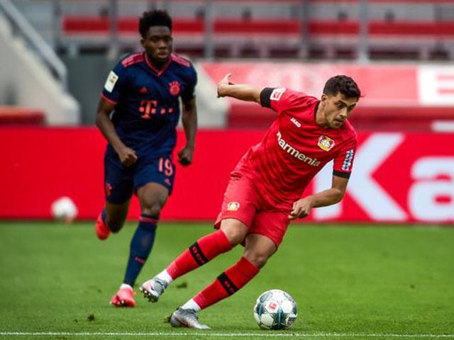 """Video highlight trận Leverkusen - Bayern Munich: Chọc giận """"Hùm xám"""", cái kết đắng ngắt"""