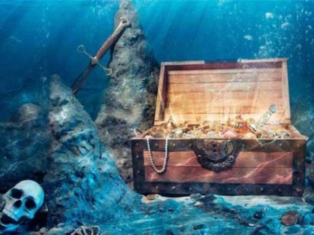 Kho báu khủng trong xác tàu đắm cách đây 900 năm