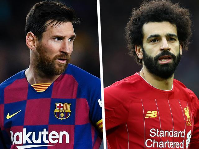 """Chuyển nhượng cực sốc: Barcelona - Liverpool đổi """"bom tấn"""" Messi – Salah?"""