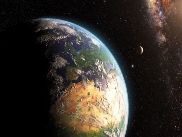 Phát hiện hành tinh giống Trái đất chưa từng thấy