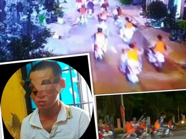 """Chân dung kẻ cầm đầu 200 """"giang hồ áo cam"""" đập phá quán Ốc Hương"""
