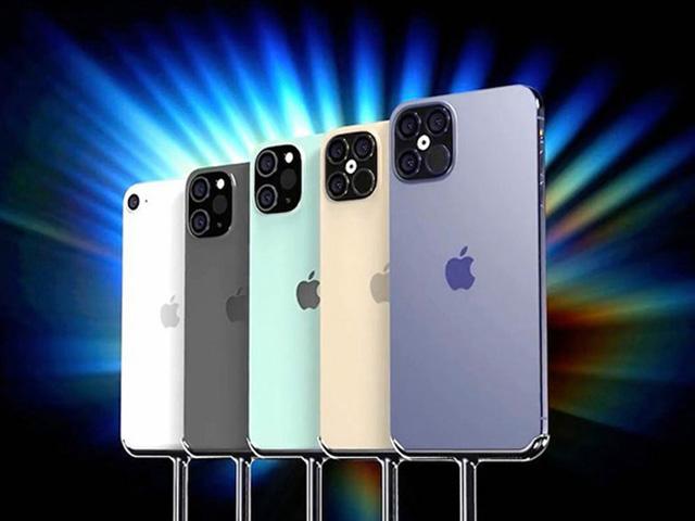 Khám phá kỷ nguyên camera từ iPhone 4 đến iPhone 12