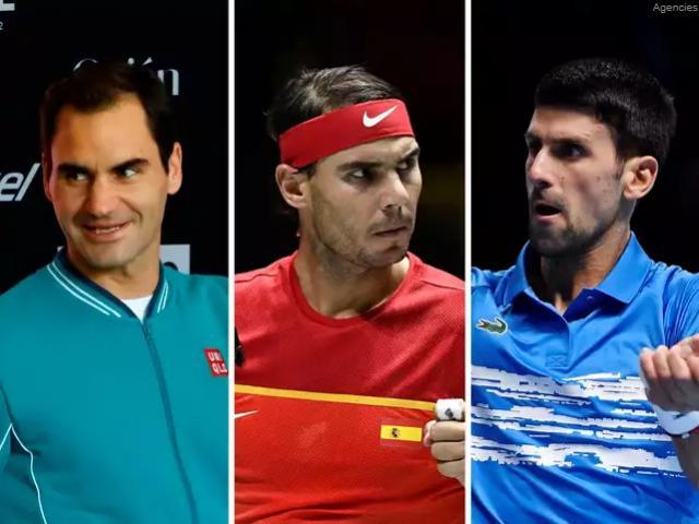 """Federer nghỉ hết năm: Nadal soán """"ngôi vua"""", hay Djokovic áp sát?"""
