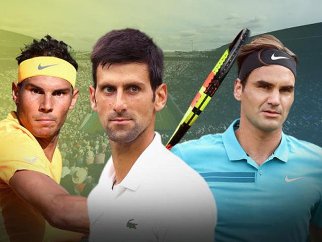 Federer, Nadal, Djokovic – Ai vĩ đại nhất BIG 3: Đối đầu không quyết định tất cả (Bài 1)