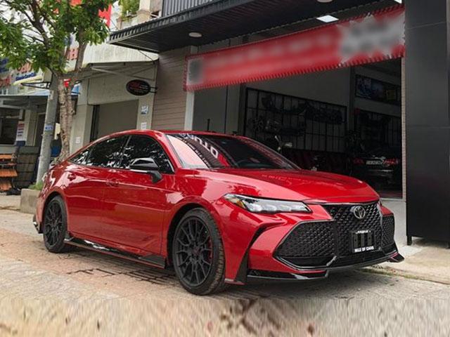 Toyota Avalon TRD 2020 đầu tiên xuất hiện tại Việt Nam