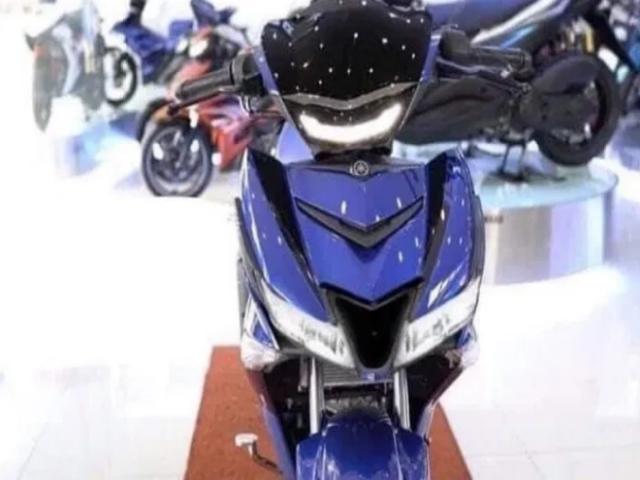 Xuất hiện đầu xe Yamaha Exciter 155 VVA giống với môtô R15 đẹp hơn hẳn