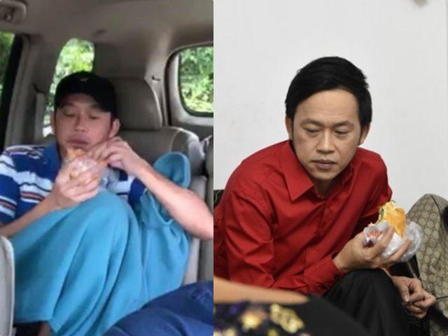 Hoài Linh để lộ hình ảnh khắc khổ, ăn uống đạm bạc khiến fan lo lắng