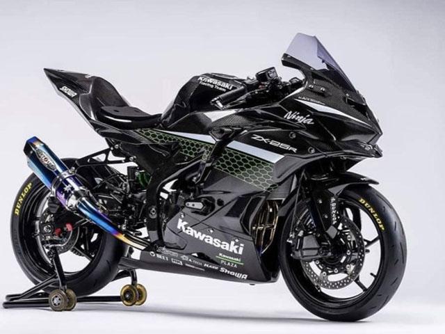 Kawasaki Ninja 25-R SE lộ ảnh thử nghiệm tại trường đua Indonesia