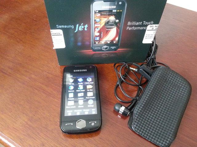 Chiếc điện thoại cơ bản của Samsung từng khiến smartphone run lập cập