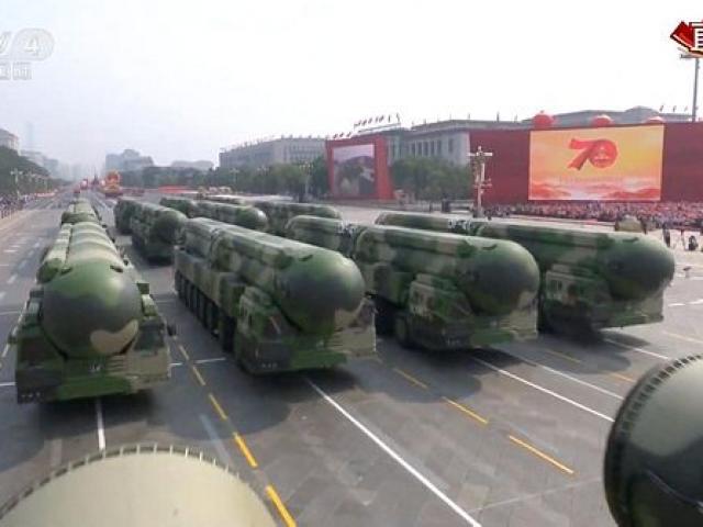 Tiết lộ năng lực vũ khí hạt nhân Trung Quốc năm 2020