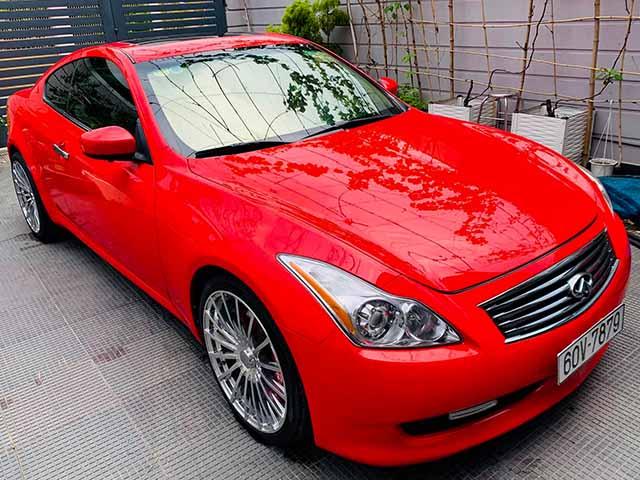 Xe thể thao Infiniti G37 đời 2009 rao bán bằng giá xe Mazda 3 mới