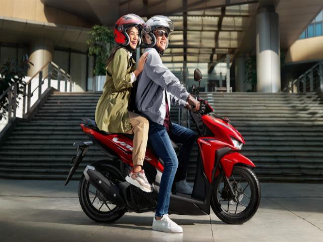 2020 Honda Vario 125 mới về đại lý, giá từ 33,78 triệu đồng