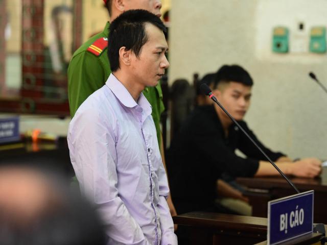 Vương Văn Hùng một mực khẳng định không tham gia sát hại nữ sinh ship gà