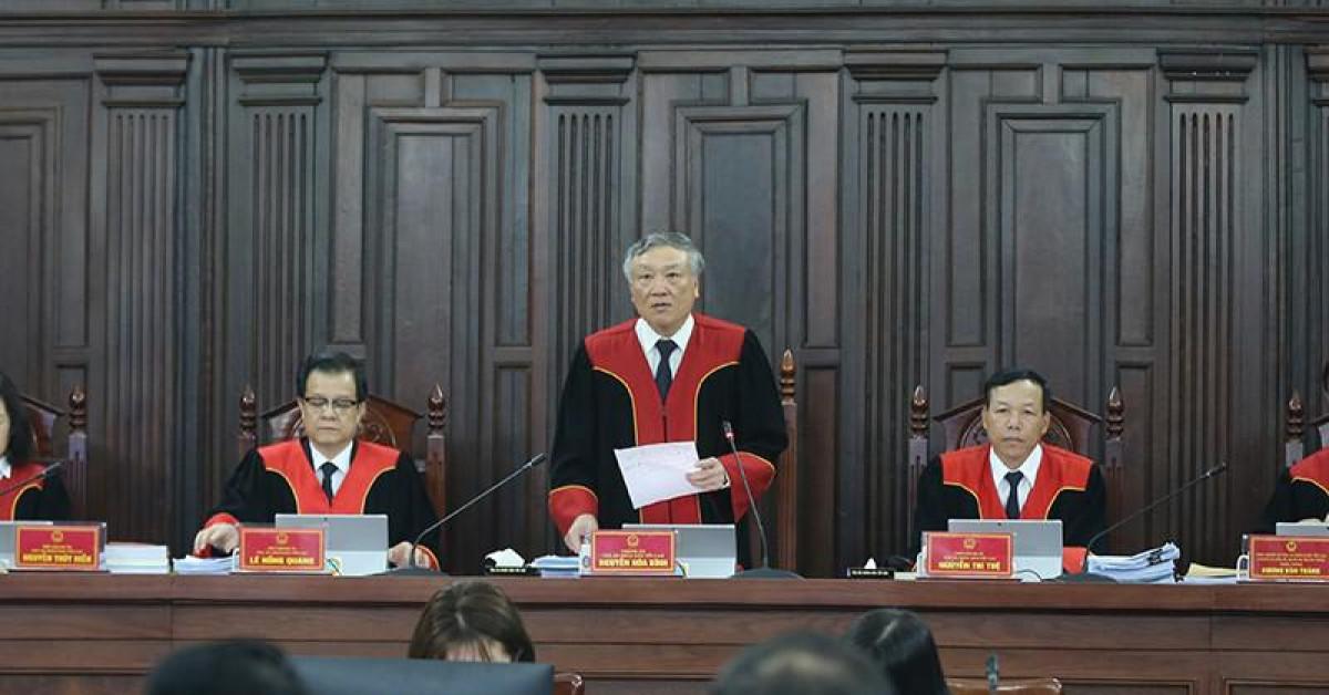 Thông tin phiên họp Ủy ban Tư pháp vụ Hồ Duy Hải