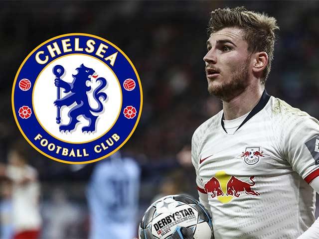 CHÍNH THỨC: Chelsea đón SAO ĐT Đức Timo Werner 47,5 triệu bảng