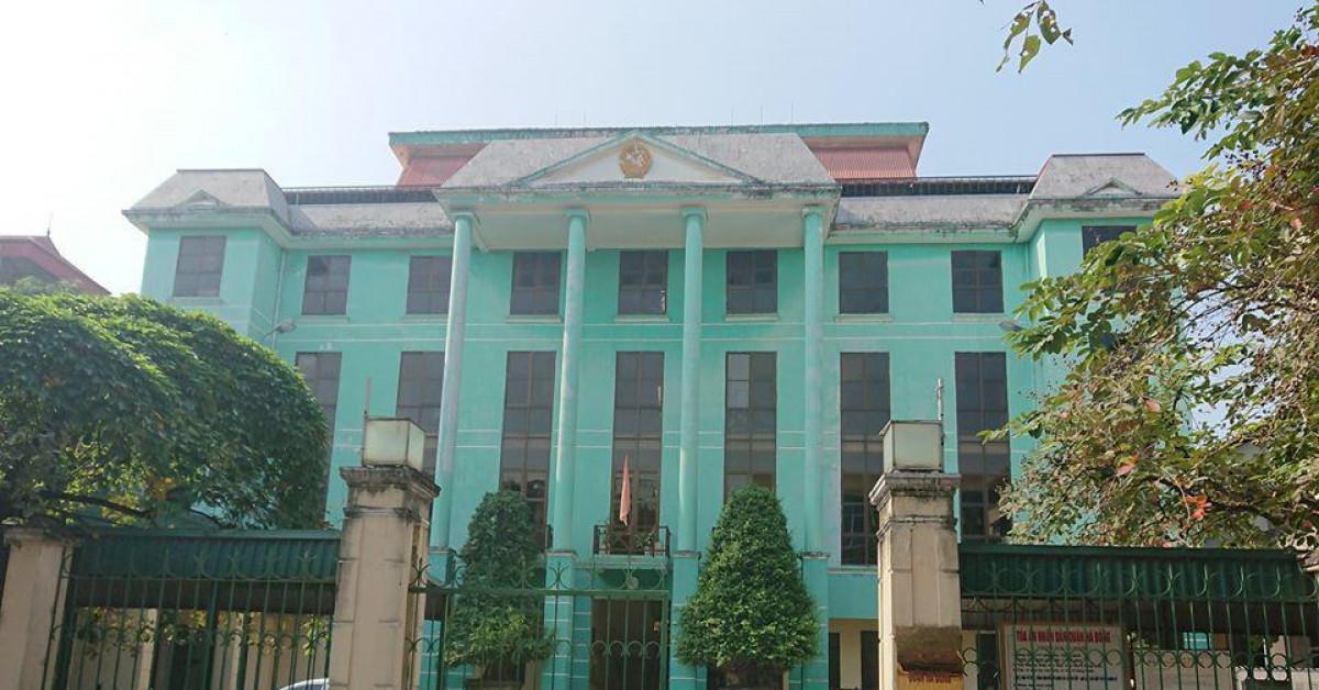 Bị cáo bỏ trốn khi bị dẫn giải đi xét xử ở Hà Nội