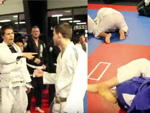 Cao thủ làm bẽ bàng lò võ MMA: Giả vờ xin học rồi hạ knock out toàn bộ