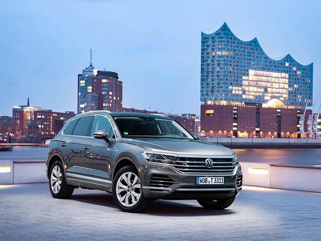 Volkswagen mang nhận diện thương hiệu mới đến Việt Nam