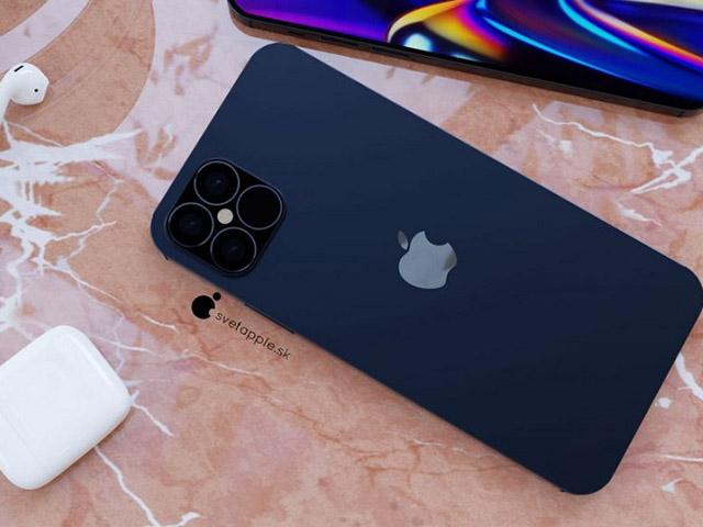 iPhone 12 sẽ có tính năng ưu việt này như iPad Pro