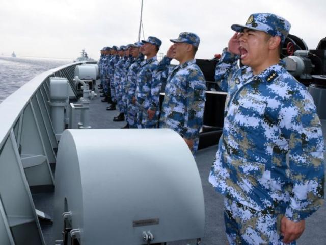 Biển Đông: Trung Quốc yếu hẳn về pháp lý