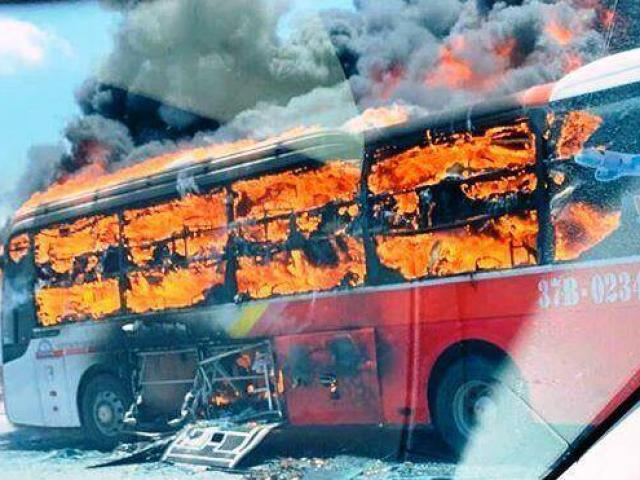 Cục đăng kiểm Việt Nam khuyến cáo về tình trạng cháy xe