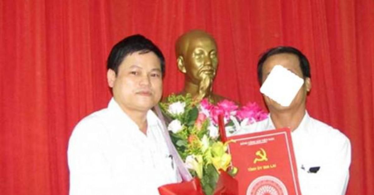 Đề nghị cách mọi chức vụ trong Đảng của Trưởng Ban Tổ chức Tỉnh ủy Gia Lai